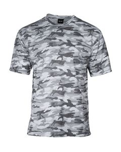 Mesh T-Shirt - Urban