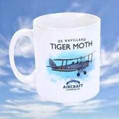 Tiger Moth Mug Thumbnail