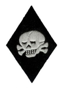 Totenkopf Sleeve Diamond - No edging