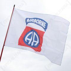 US 82nd Airborne Flag