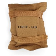 US Airborne First Aid Packet Thumbnail