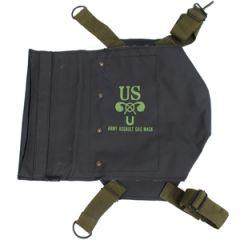 US Army Assault Gas Mask Bag Thumbnail