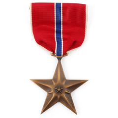 US Bronze Star Medal