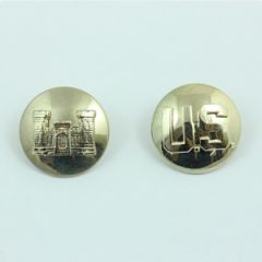 US Engineers and Monogram Collar Discs - Faded - Thumbnail