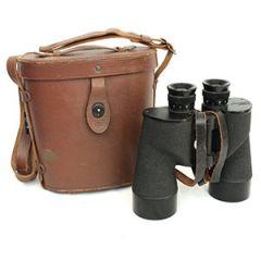 Original WW2 US Field Binoculars Thumb
