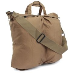 US Helmet Bag with Carrying Strap - Coyote Thumbnail