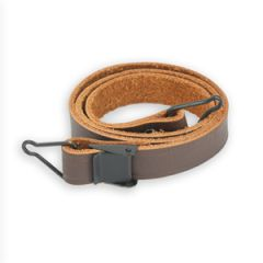 US M1 1943 Pattern Leather Chin Strap - Imperfect
