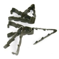 US M1 Helmet 1943 Pattern Steel Sweatband Clip Thumbnail