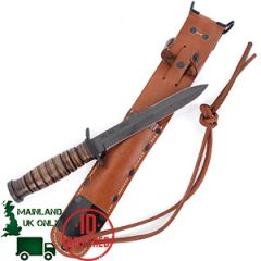 US M3 Fighting Knife and M6 Sheath