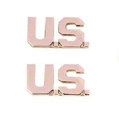 Officers US Monogram Badge Thumbnail