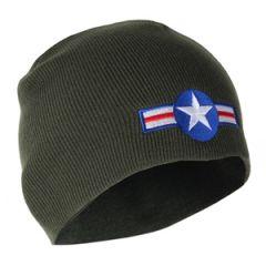USAF Beanie Hat Thumbnail