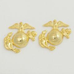 USMC Collar Badges - Thumbnail