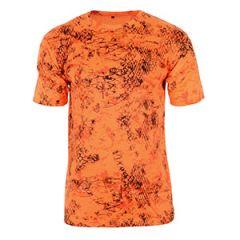 Verney Carron Snake T Shirt - Blaze