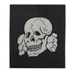 Waffen SS Bevo Cap Skull - Premium - Thumbnail