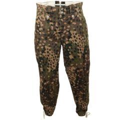 Waffen SS HBT Dot Peas Trousers