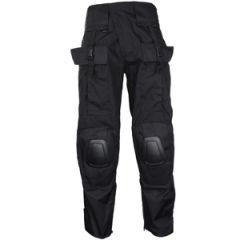 Warrior Combat Trousers - Black