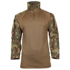Warrior Tactical Shirt - Woodland Arid