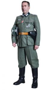 German Field Officer Uniform