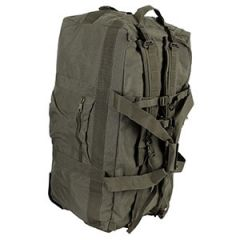 Duffle Bag with Wheels - 118L - Olive Drab