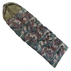 Comforter Sleeping Bag - Woodland Camo Thumbnail