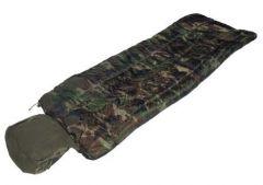 Woodland Camo Pilot Sleeping Bag