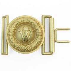 WW1 Imperial Officers Belt Buckle thumbnail