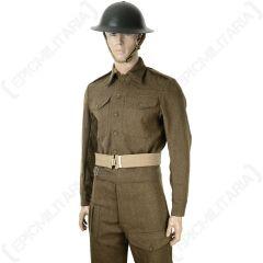 WW2 British 37 Pattern Uniform Full