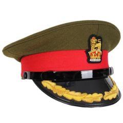 WW2 British Army Visor Cap - Colonel Thumbnail