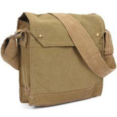 WW2 British MKVII Respirator Bag Thumbnail