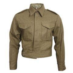 WW2 British Army 37 Pattern Tunic Thumbnail