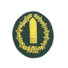 WW2 German Anti-Tank Gunner Badge - Thumbnail