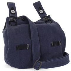 German Bread Bag - Blue