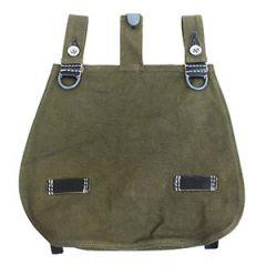 Dark Green Bread Bag Thumbnail