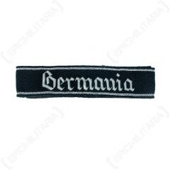 Germania (Script) Officer Cuff Title - Imperfect