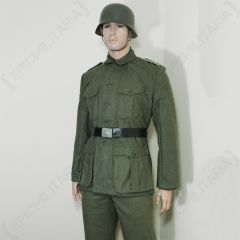 WW2 German Army M40 Uniform Bundle