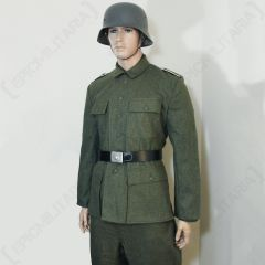 WW2 German Army M43 Uniform Bundle