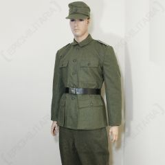 WW2 German Waffen SS M43 Uniform Bundle