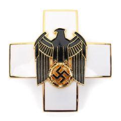 WW2 German Social Welfare Decoration - 2nd Class Thumbnail