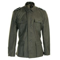 WW2 German SS M43 Field Grey Tunic