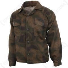 WW2 German Sumpftarn Camo M44 Jacket Main