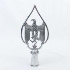 WW2 German Wehrmacht Eagle Pole Top - Thumbnail