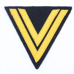 WW2 Kriegsmarine Obergefreiter Rank Badge - Thumbnail