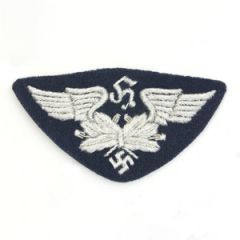 WW2 Luftwaffe Sound Location Operator Badge - Thumbnail