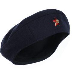 WW2 Russian Womens Blue Beret Thumbnail