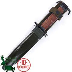 WW2 US M4 Bayonet & M8A1 Scabbard Thumbnail
