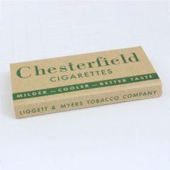 WW2 US Cigarette Box - Thumbnail