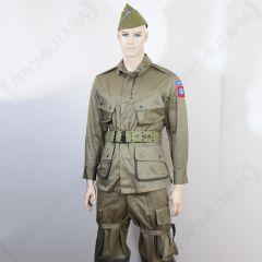 WW2 US M42 Airborne Uniform Bundle