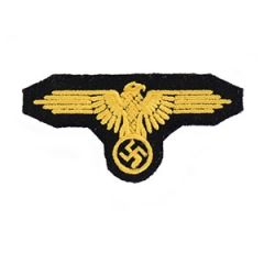 SS Arm Eagle - Yellow thread Thumbnail