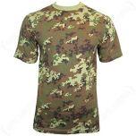 Italian Vegetato Woodland Camouflage t-shirt Thumb