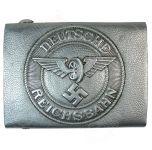 Deutsche Reichsbahn Belt Buckle